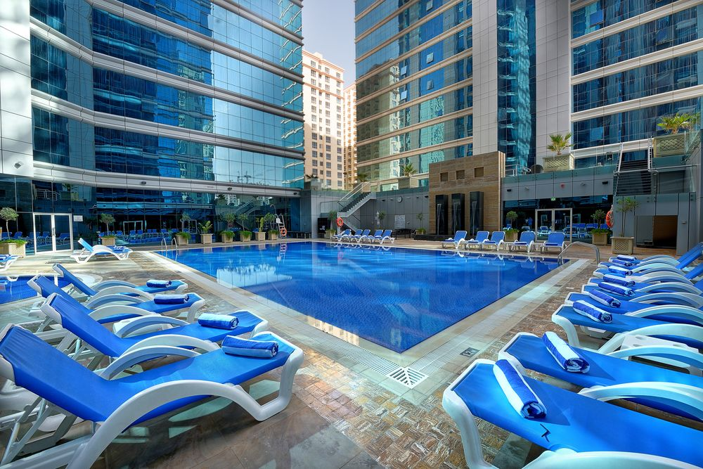 holiday in Ghaya Grand Hotel Dubai