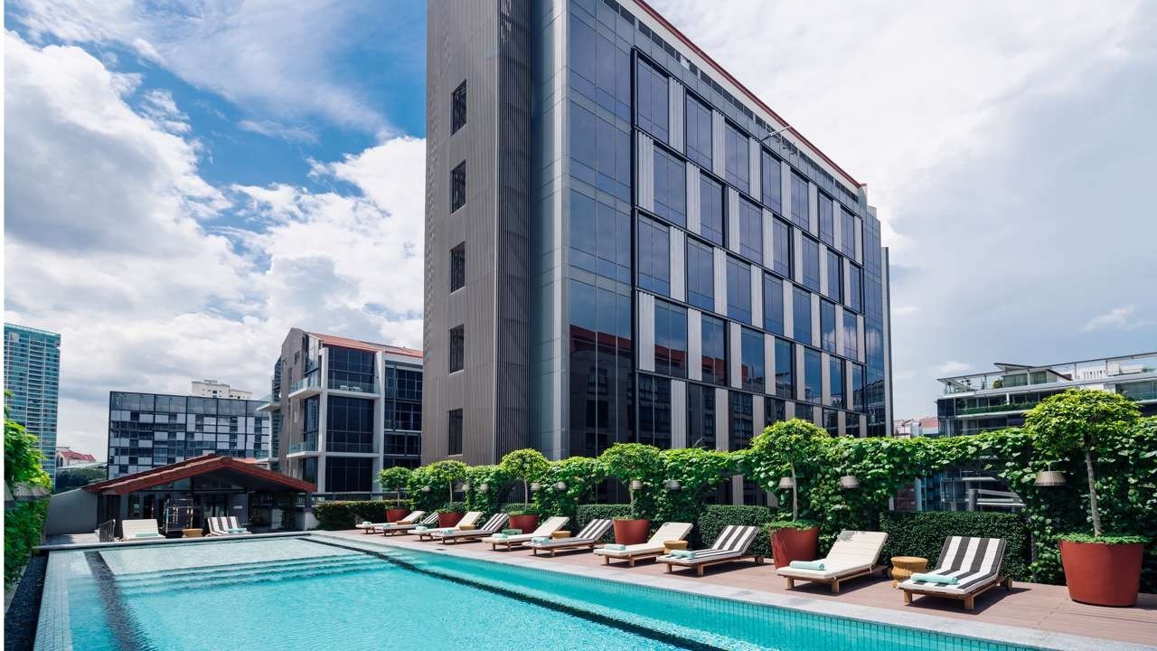 cheap and best hotels in Singapore