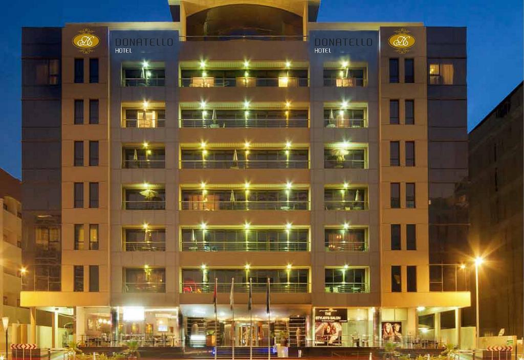 holidays packages of Donatello Hotel Dubai