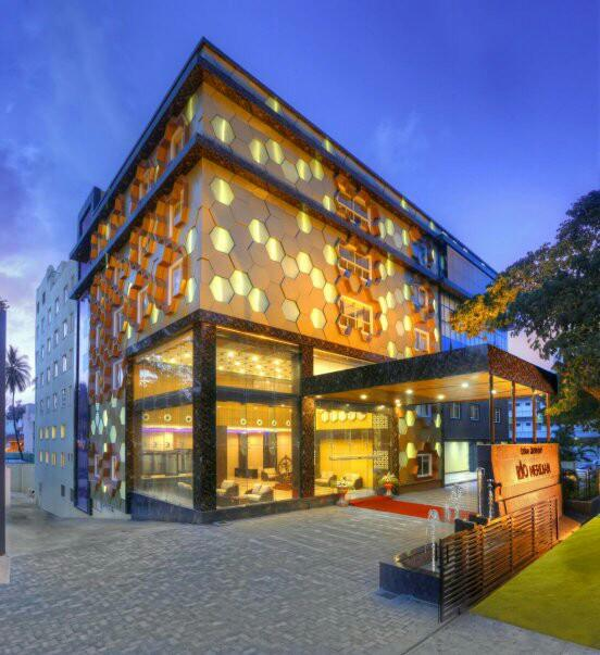 South India's five star hotel