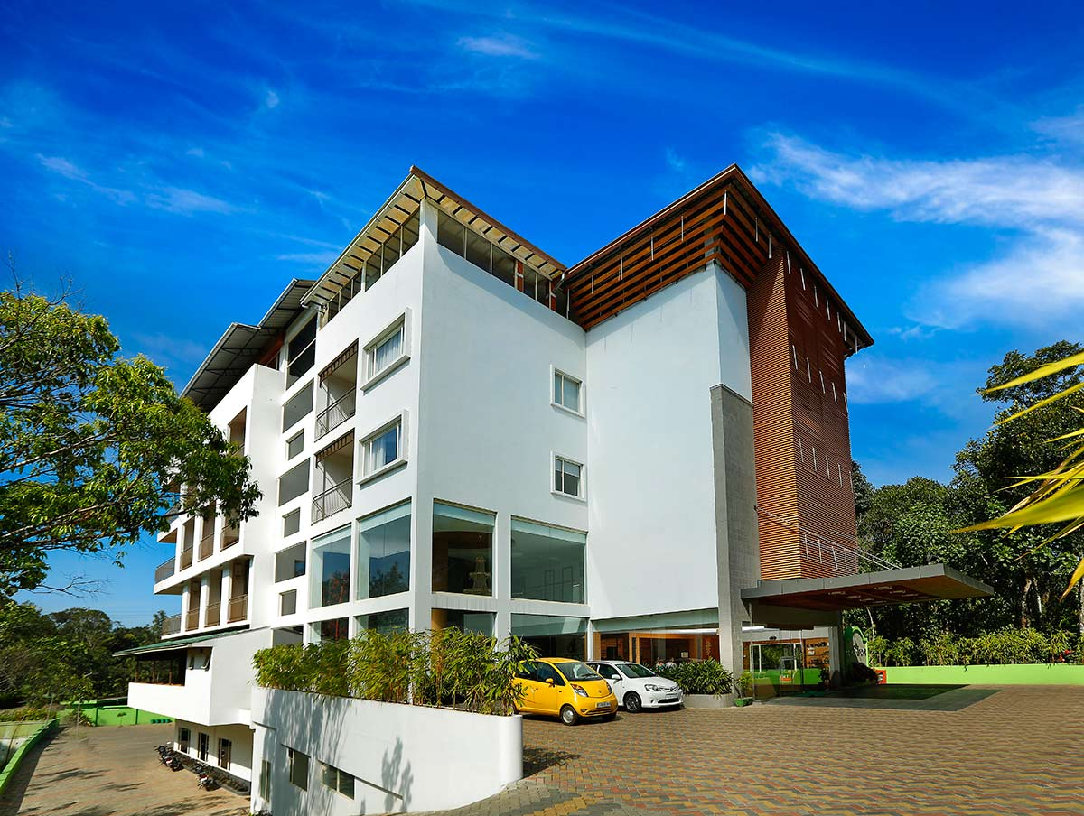 Country holidays Inn and suites Thekkady
