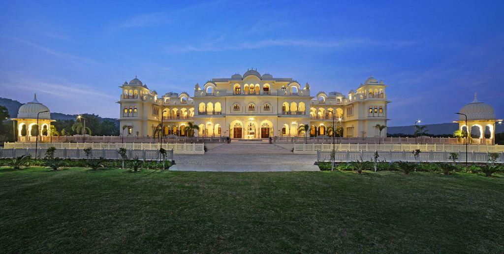 Leisure Holidays at JaiBagh Palace