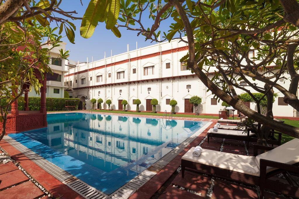 luxury holiday in The Grand Imperial, Agra