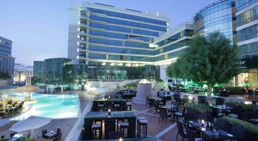 CHIS Millennium Dubai Airport Hotel