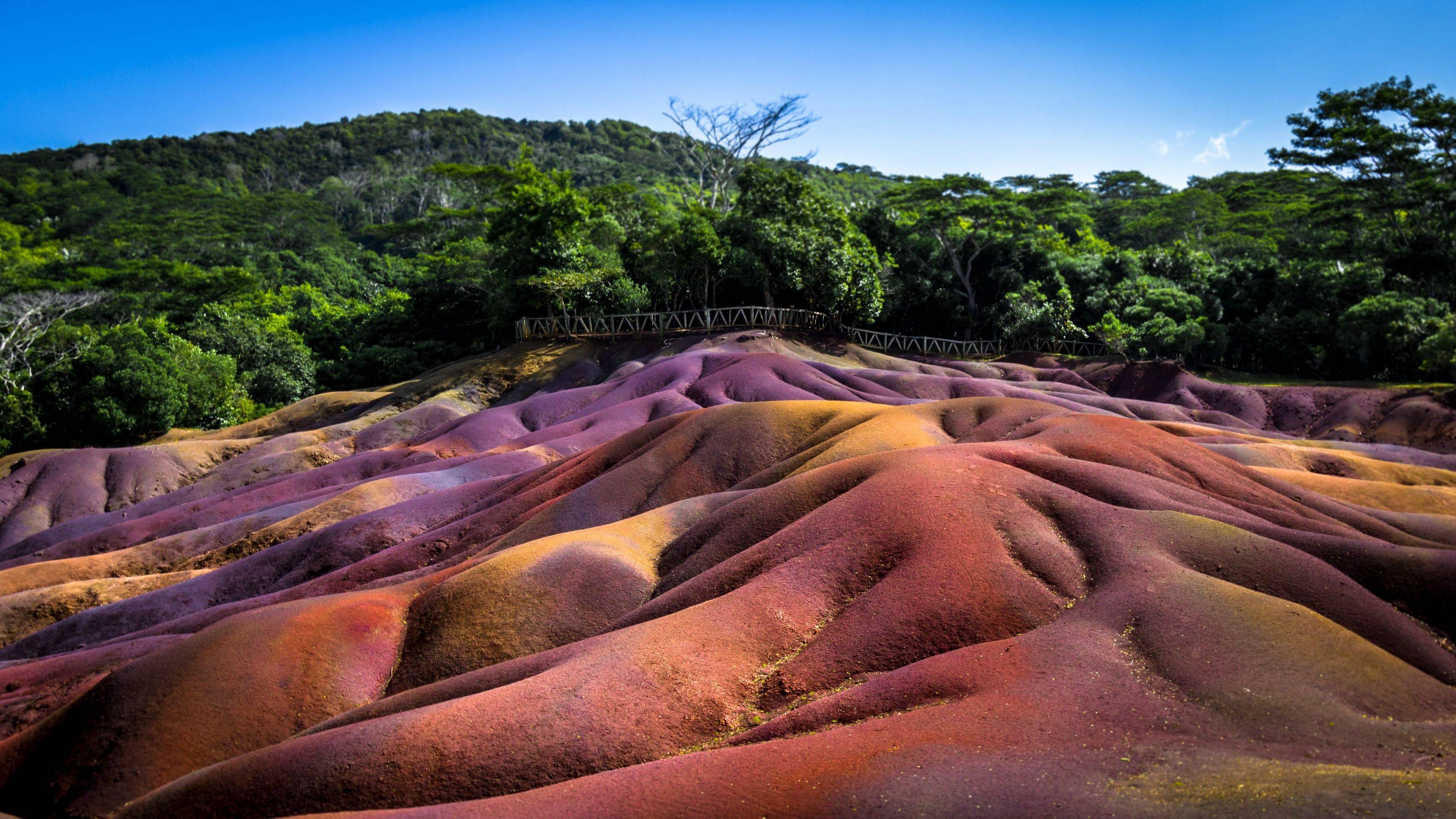 Seven Colored Earth